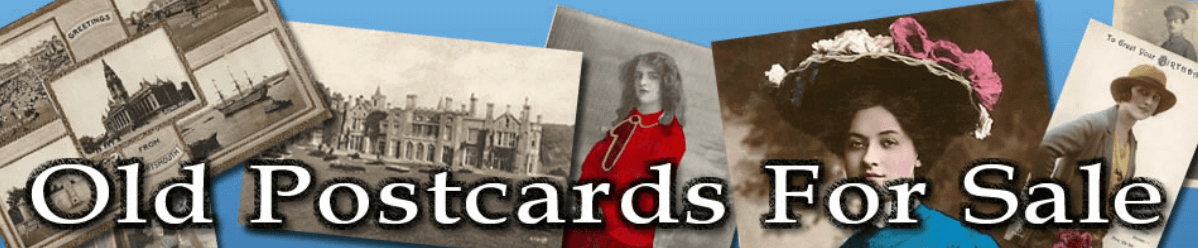 Old Postcards For Sale – Vintage Postcards